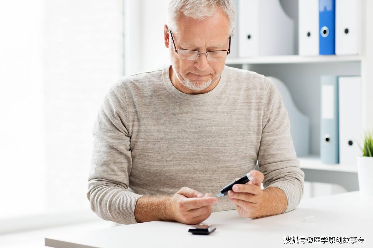 糖尿病不是突然到来,患上糖尿病的人,晚上常常有四个共同点