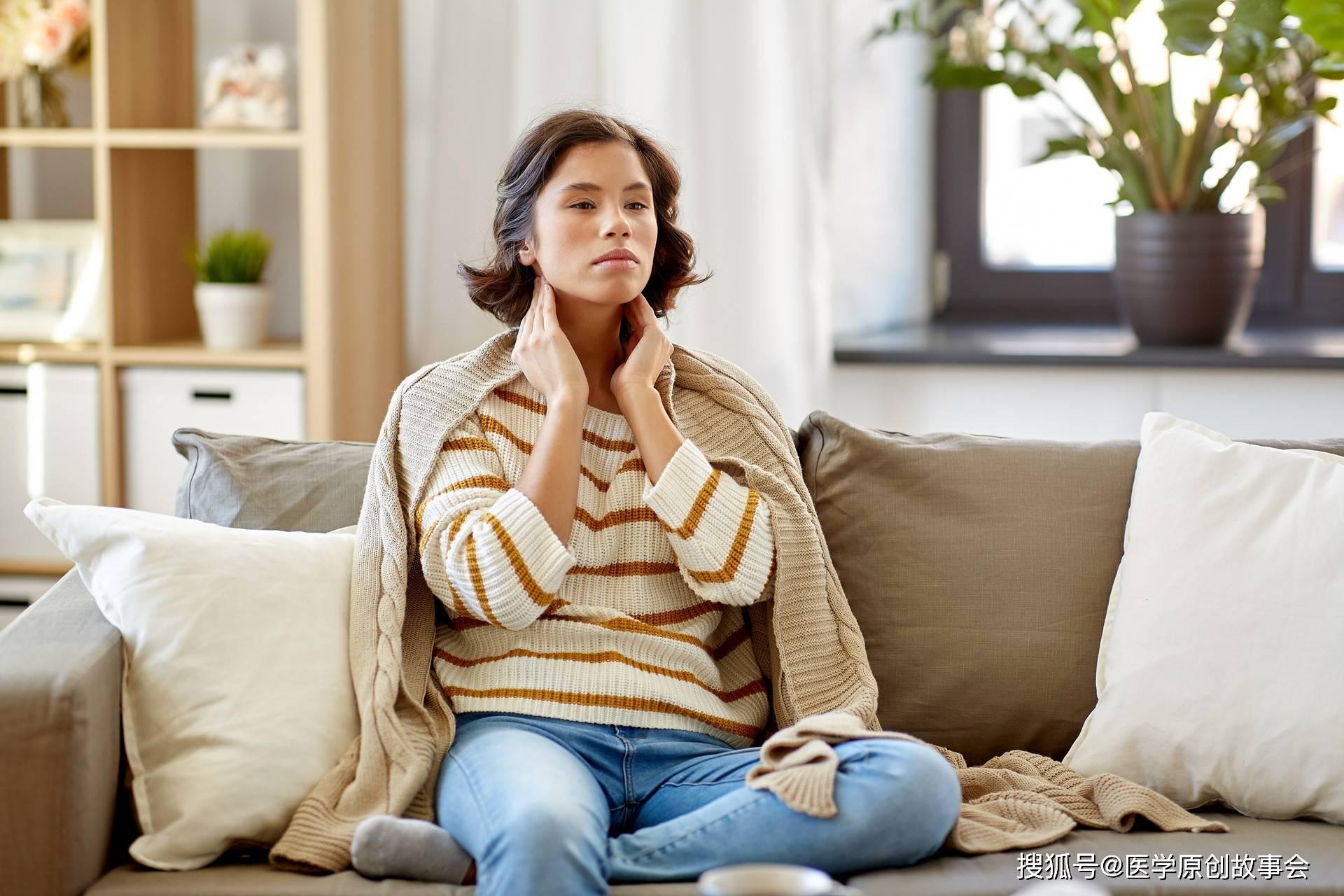 这两个部位如有结节,一定要及时治疗,时间久了容易发生恶变