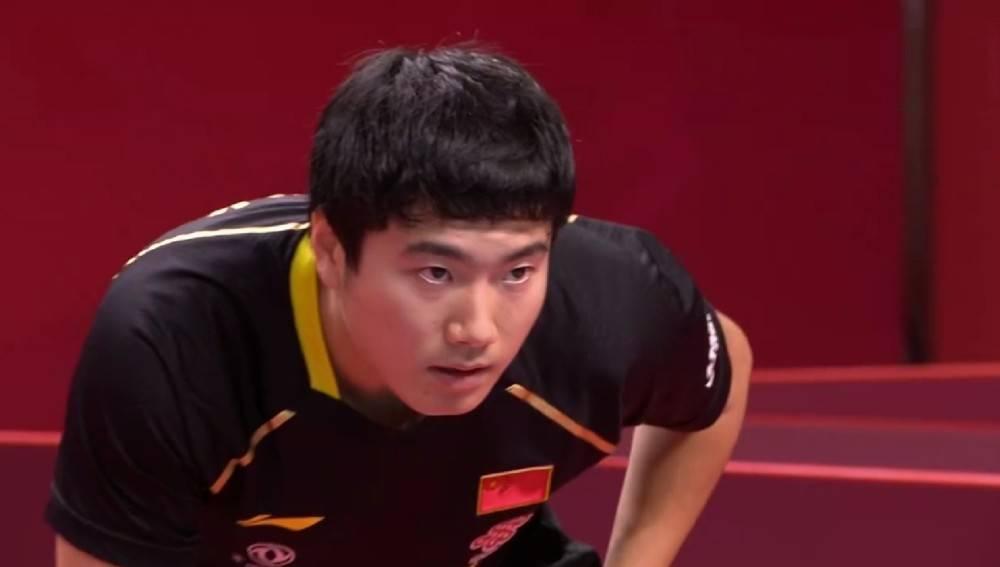 奥运模拟赛男单梁靖崑登顶 4
