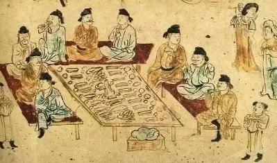 夏日炎炎,古代人吃什么消暑?