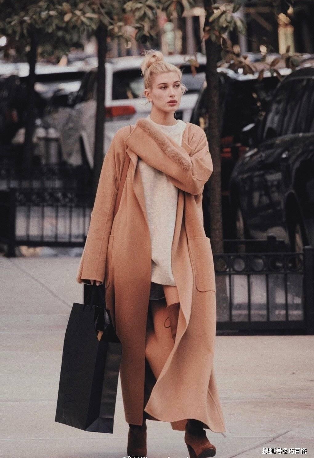 比伯娇妻为什么爱穿高跟鞋?看到她的出街合集我明白了,确实好看