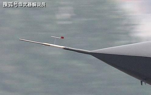 战斗机机头上的细长针是什么?在这里告
