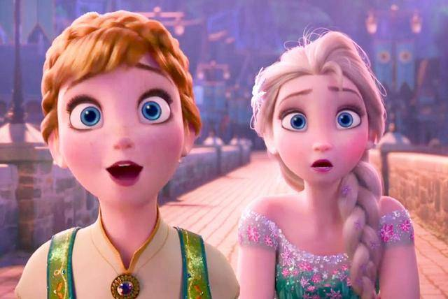 冰雪传奇:萌点无数可盐可飒的艾莎女王!《冰雪奇缘》一个公主故事框架下没有王子的另类传奇插图(2)