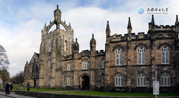 阿伯丁大学University of Aberdeen 增加1月入学硕士