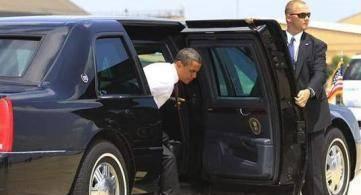 美国总统座驾都价值连城,为何一卸任,就要将专车全部沉入大海?