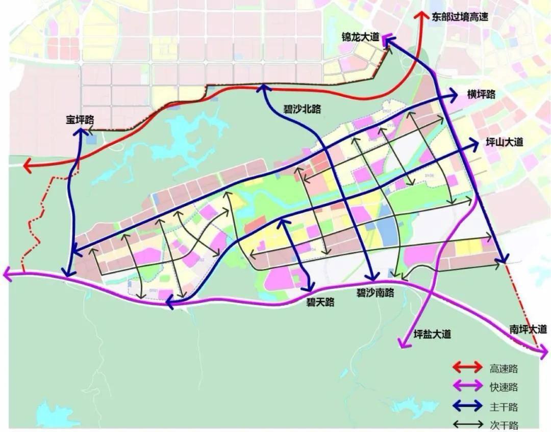 深圳市城市规划委员会官方网站
