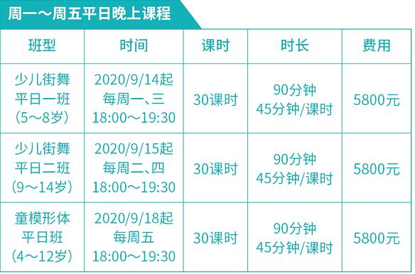 京版童尚学院明星导师亮相!2020少儿培训秋季班正在招生!