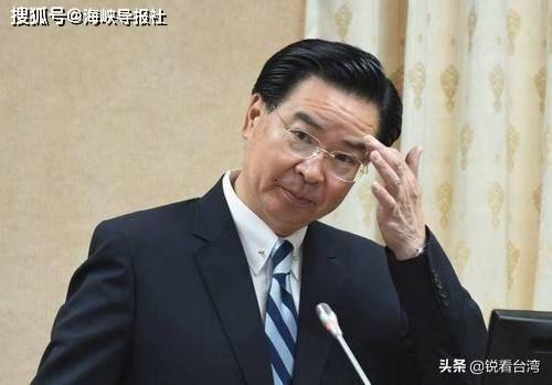 吴钊燮接受美媒专访叫嚣:台湾将持续强化防务,无论大陆如何反应
