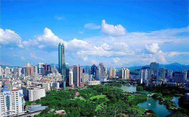 2020我国城市人均GDP:北京第8,深圳第2,第一位于西北
