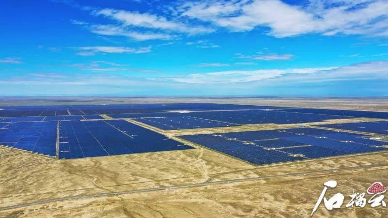 木本屏障拥有300万千瓦的可开发光伏资源存量。
