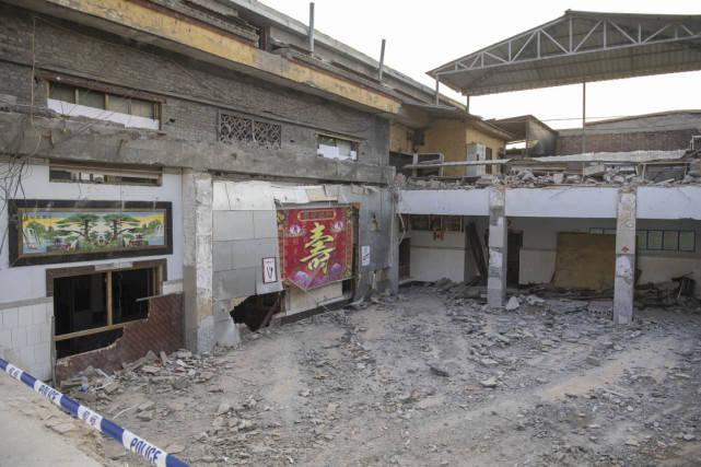 山西饭馆倒塌事故,是什么原因导致房屋