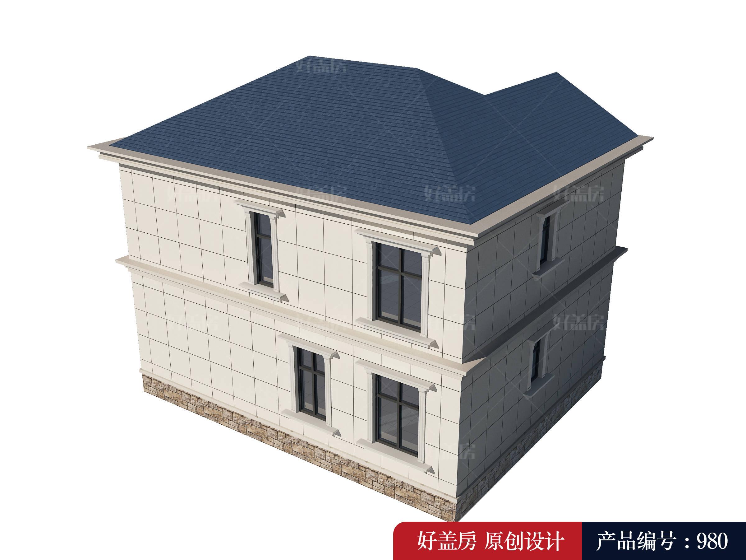 盖房子 自己 设计图 地基宽10米深12米