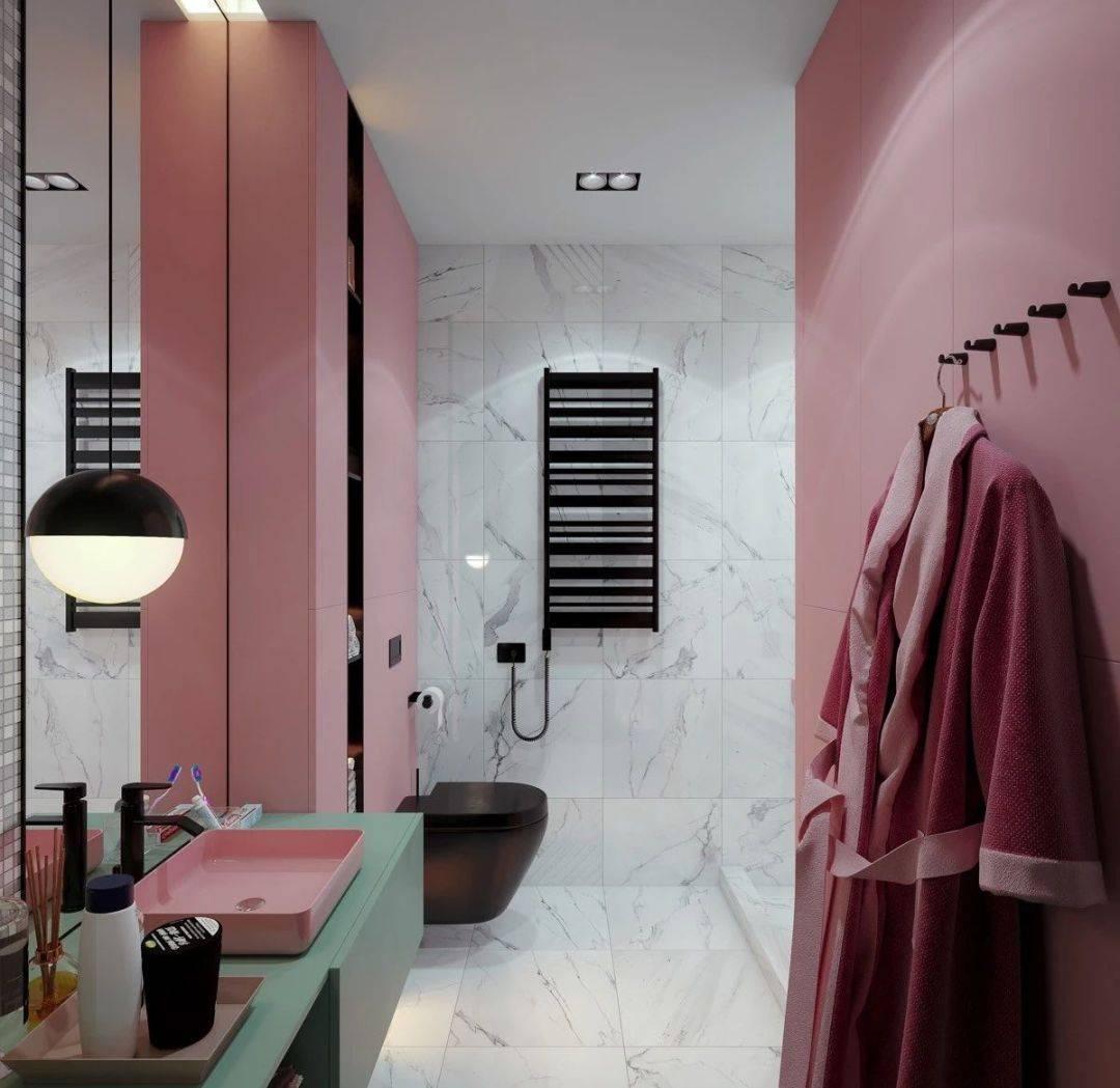 小白砖常用于家装领域的厨房和卫生间