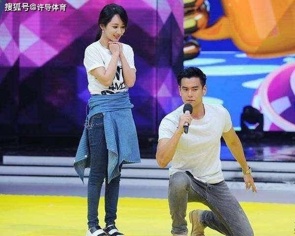 她是彭于晏的超级女粉丝,当年为了追他,活生生把自己追成了一线