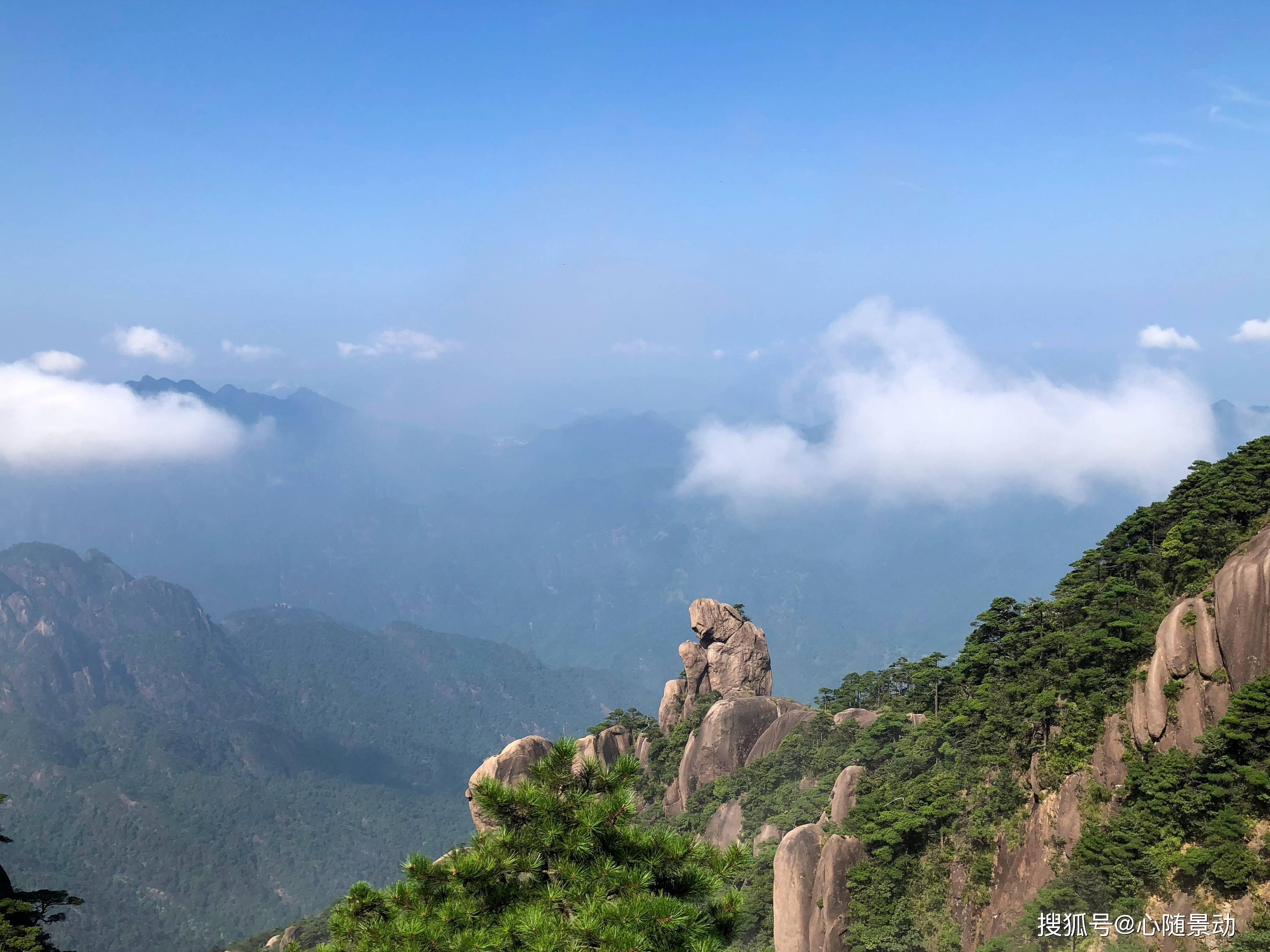 江西旅游不可错过的两座名山:一座闻名世界,