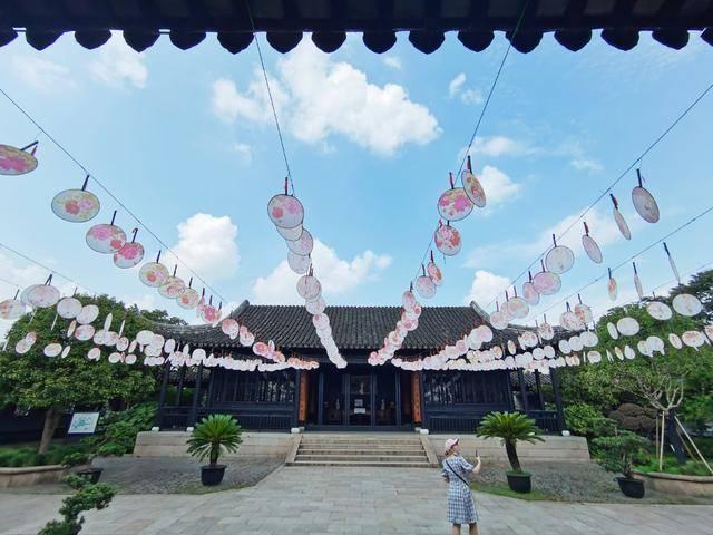 苏州吴中木渎的美,在四季流转间