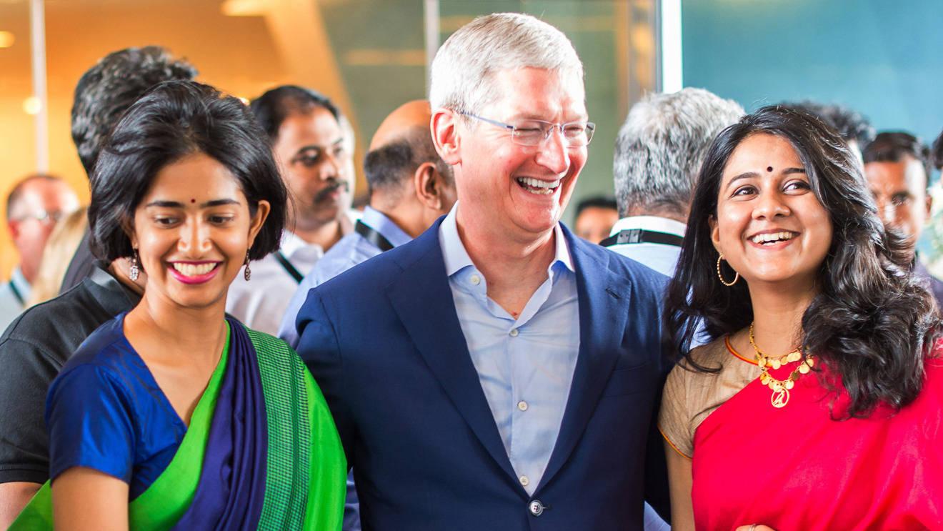 【印度通讯部长:8家苹果代工厂或从中国转至印度】