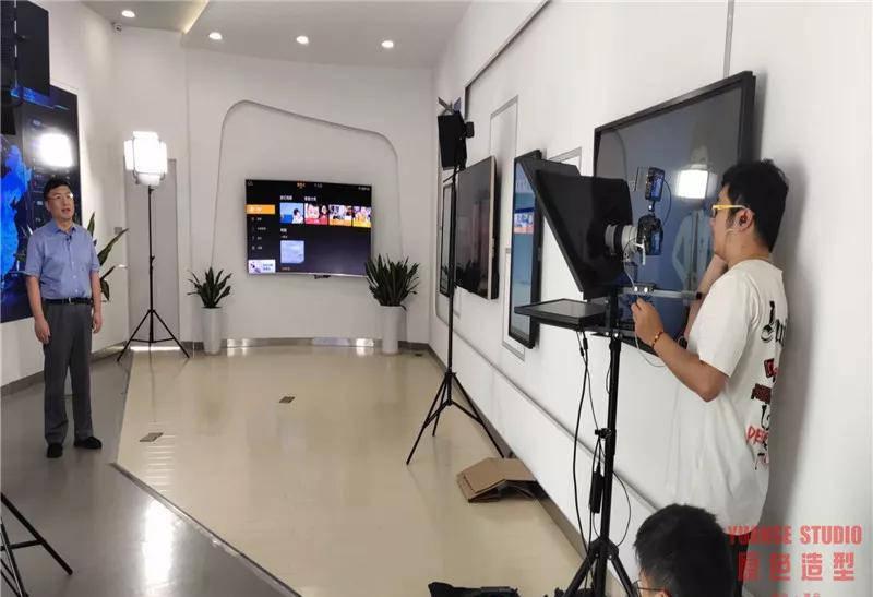 【化妆实践】9.3天翼宣传片day4