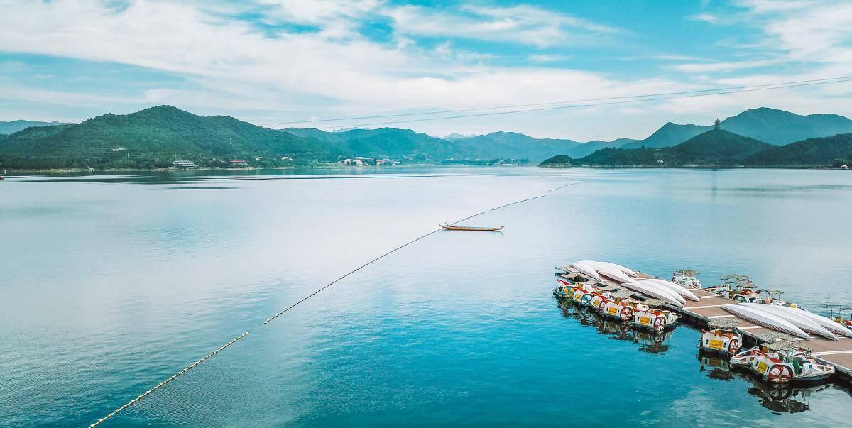 """北京被忽略的湖泊,有""""小北戴河""""之称,堪比西湖,却少有人知"""