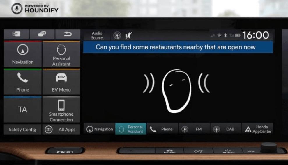 本田新车将配备AI语音助理瞄准欧洲市场