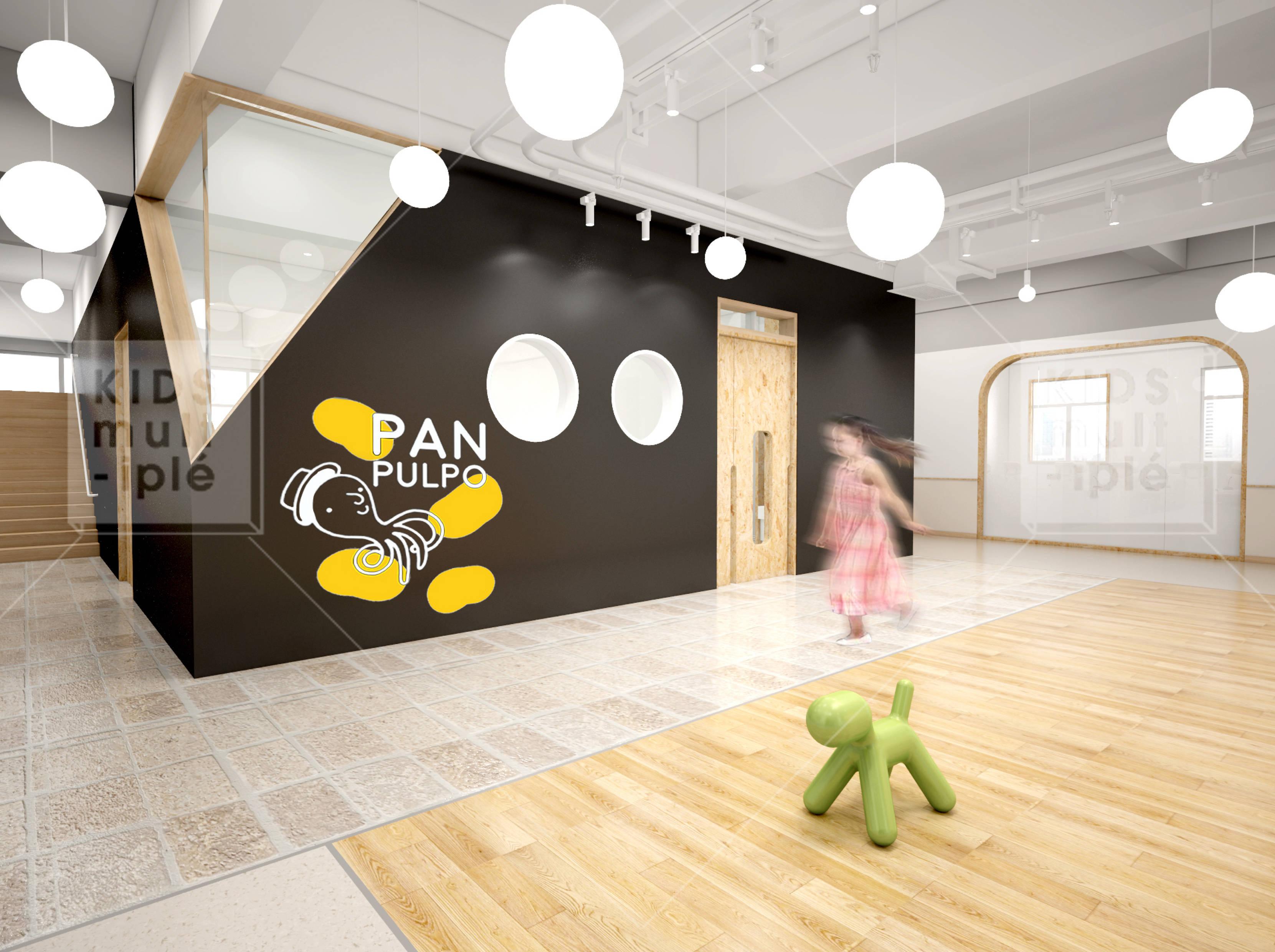 凯司幼儿园设计中心 幼儿园手绘墙应如何设计