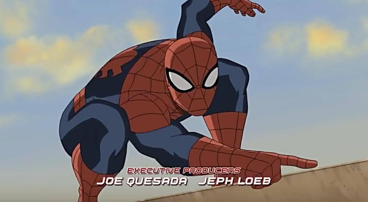 被央视引进的漫威动画《终极蜘蛛侠》连续4季制作在线