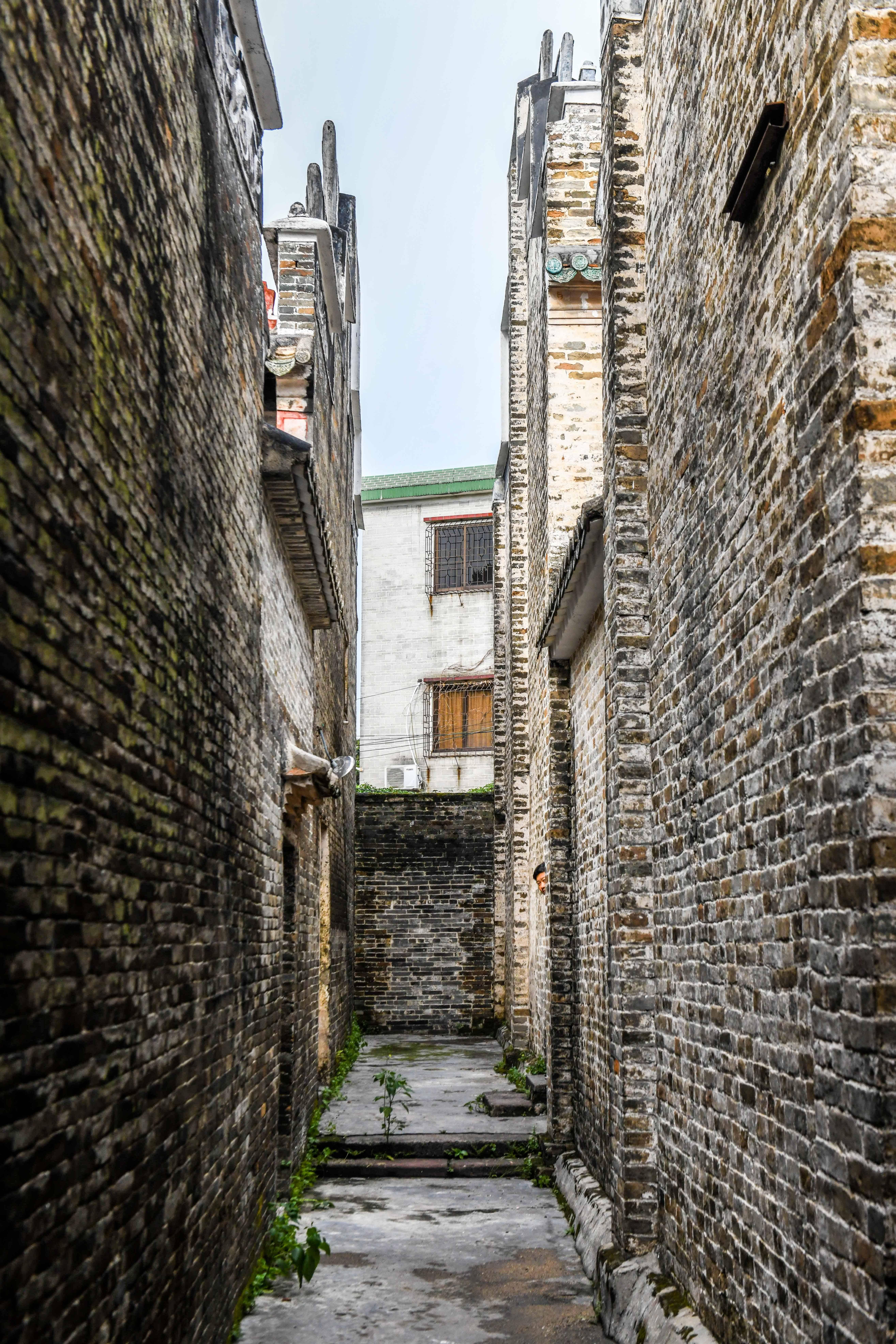 在广东云浮有处莲花福地,青砖小瓦还是梦里水乡,你想去看看吗?