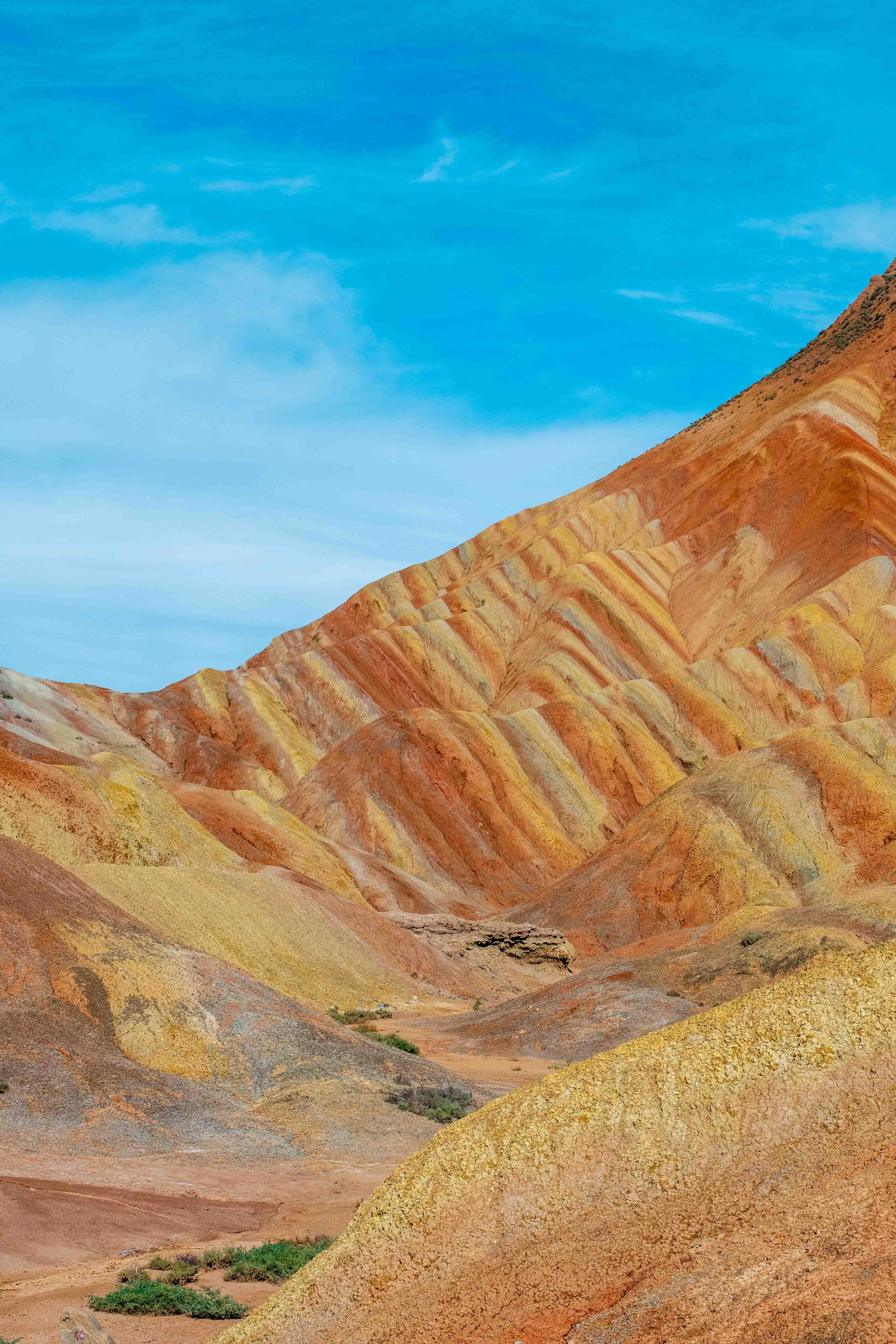 """大西北不可错过的自然美景,被誉为""""世界十大神奇地理奇观之一"""""""