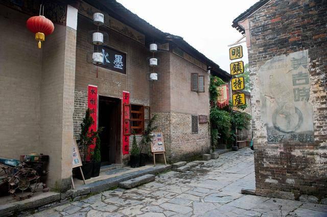 在广西藏了座千年古镇,风景可媲美江南,有着新晋世外桃源之称!