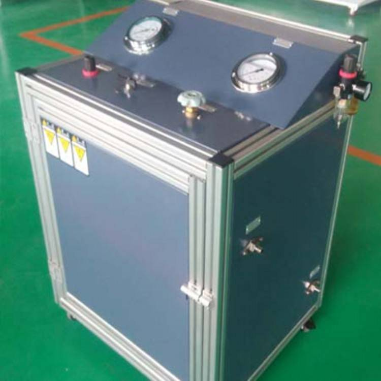 压力容器的水压试验 压力容器型式试验