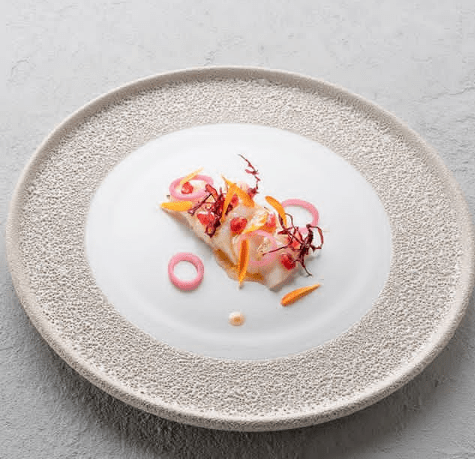 米其林餐厅厨师白盘系列 成都 米其林餐厅
