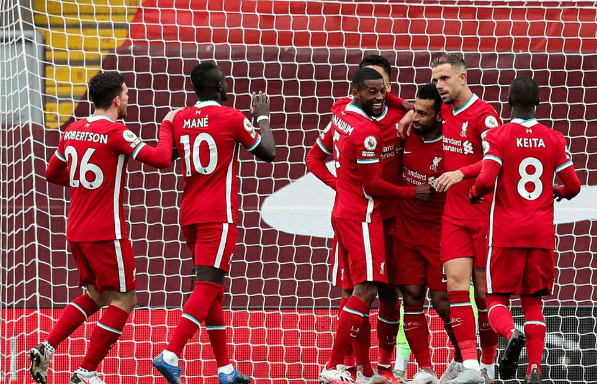 利物浦遭遇强力阻击,英超接连三年呈现大黑马