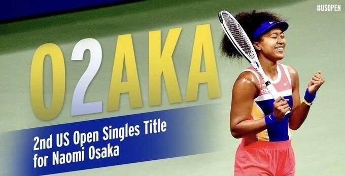 大坂直美夺亚洲第五个大满贯 女网新秩序尚在酝酿