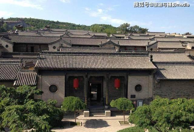 原创             中国最大的私宅,比北京故宫还要大10万平!被称作山西紫禁城?