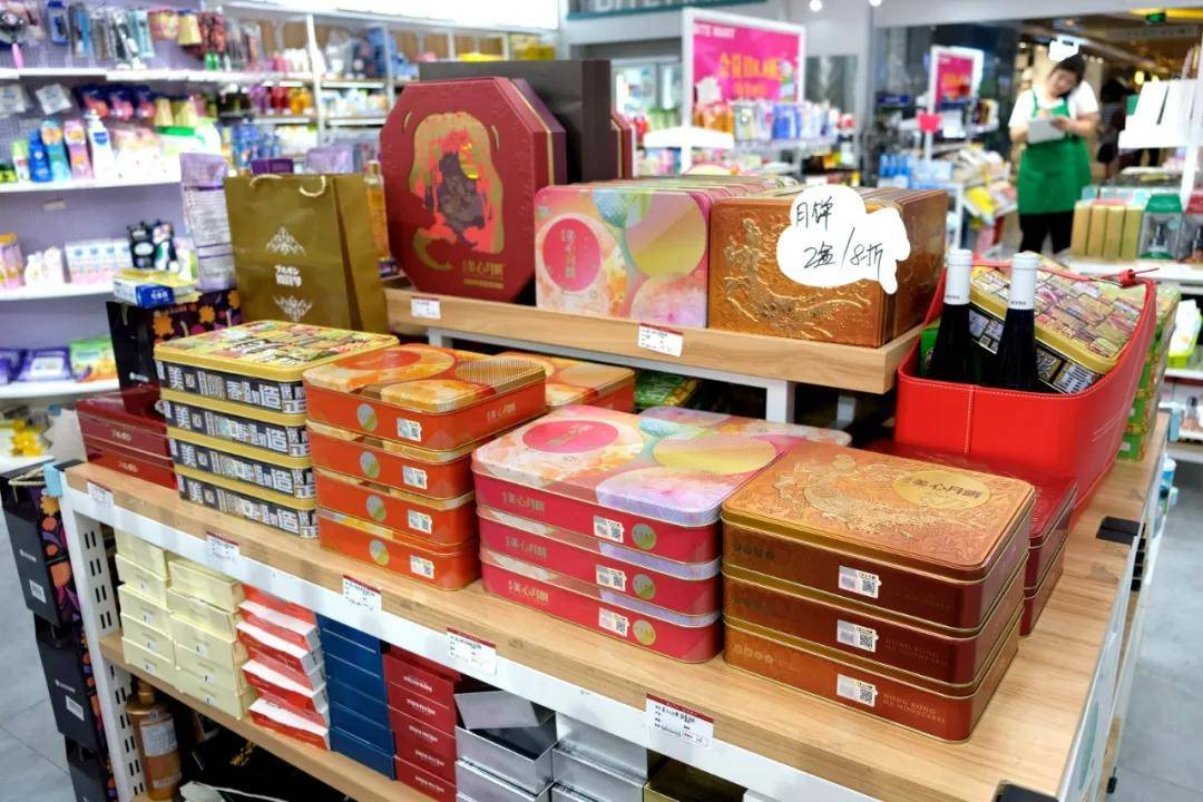 一年能卖出2.5亿块,中国月饼销量冠军出炉,在