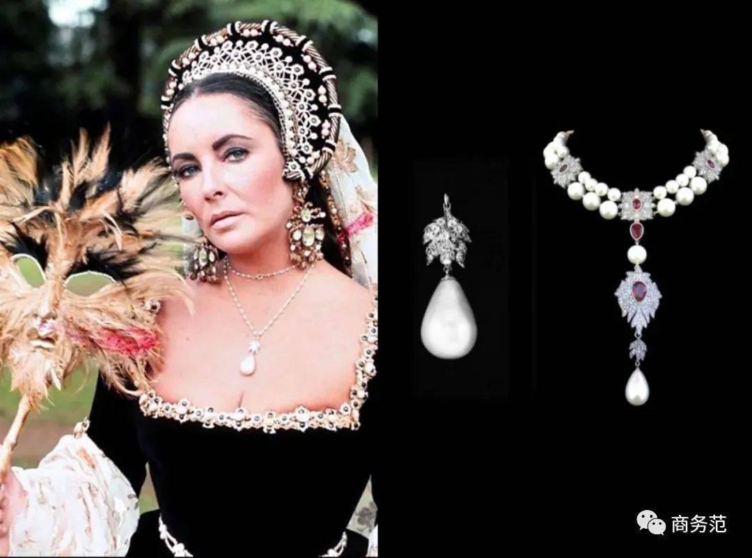 原创             为什么有权有钱的女人都爱珍珠?