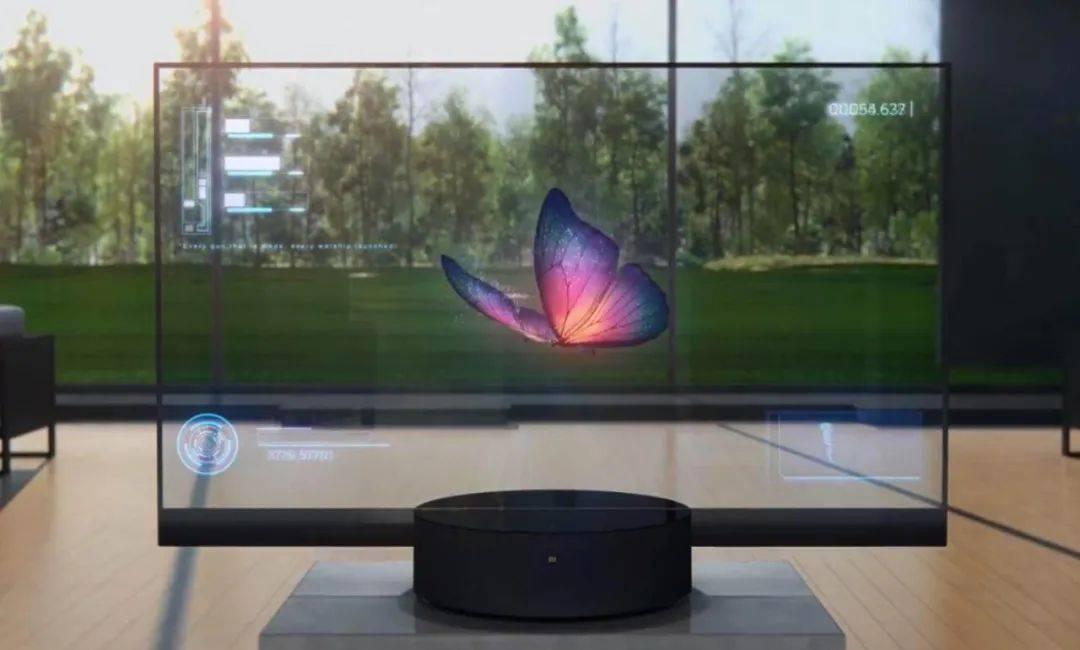 不仅仅是电视!小米透明OLED显示屏曝光,价格更
