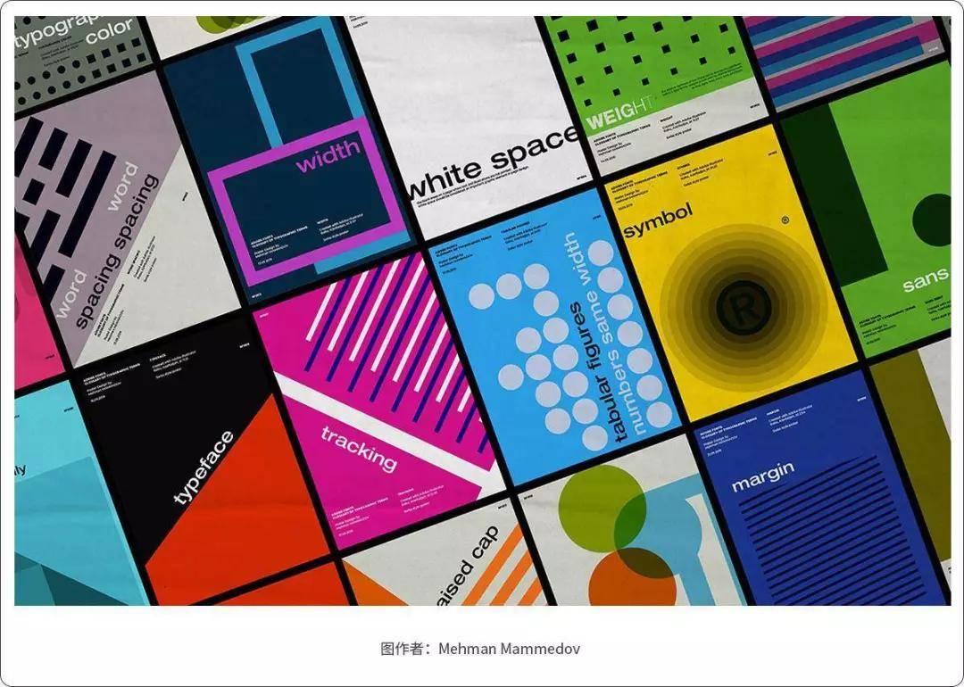 2020年流行这9类平面设计!快来看看,争当设计界的弄潮儿