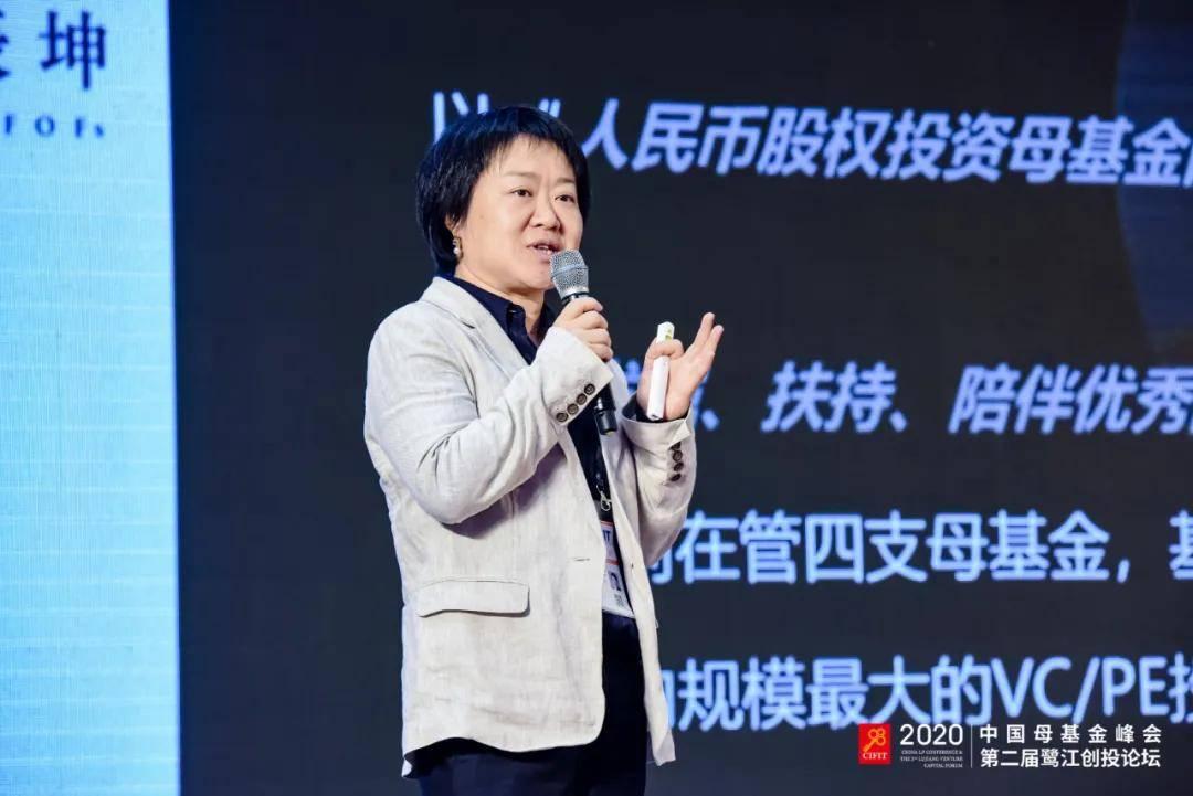 元禾辰坤徐清:新环境下母基金的核心价值