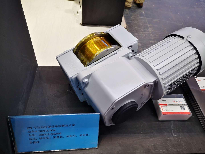 空心杯电机大功率,直角减速电机是上海工博会上最亮的展台_专用