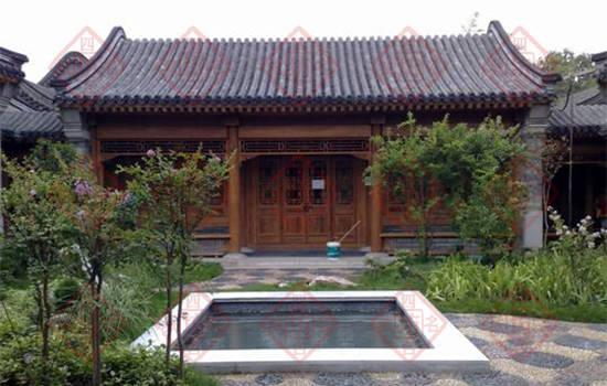 188bet体育官网:著名的城市庭院:给中式风格注入新的活力 打造最美的庭院