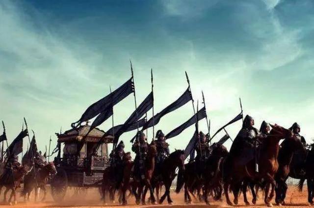 战国被忽略的四大名将:明明战功赫赫,结果却鲜为人知!