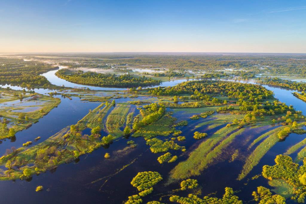 切开欧洲最大湿地 还要在切尔诺贝利隔离区挖泥 E40运河计划惹议