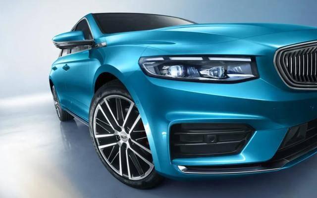 PREFACE的详细车名、产物信息和预售价等将在北京车展正式宣布 吉祥三宝感受