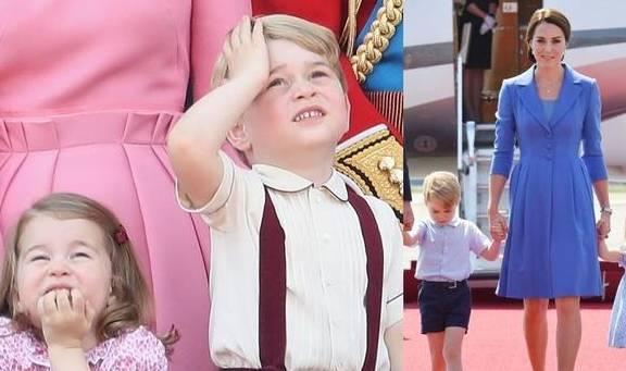 她4岁,时尚影响力高达3亿英镑,一出生就成时尚界的风向标