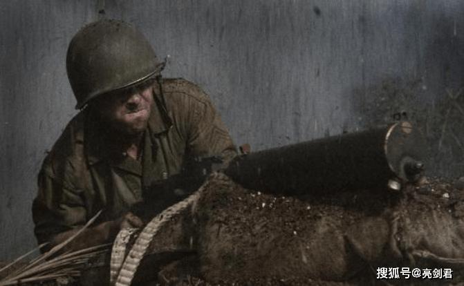 不是自己不优秀,而是对手太强,MG42光环下的M1919机枪