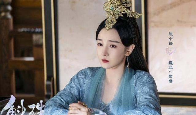 杨幂的新剧《斛珠夫人》