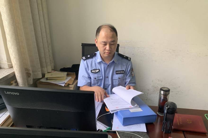 致敬扫黑英雄丨赵宇坤:出差数月破要案 用执着守护正义