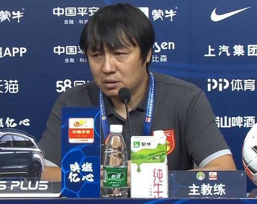 谢峰:用奥运冠军视频鼓励队员 争取取得亚冠
