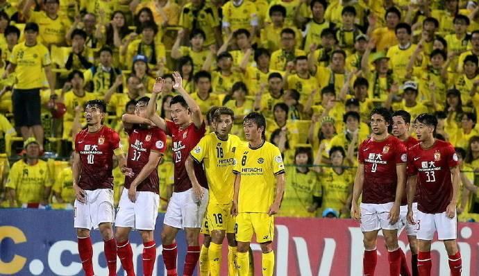 7年前的今日,亚冠广州恒大4比1客胜柏太阳神!出场14人今何在?
